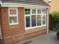 Garage Conversion by Shropshire Garage Conversions